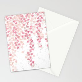 Bougainvillea Floral Vines Stationery Cards