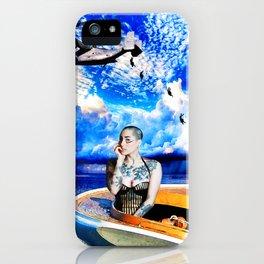 Dawn-Treader iPhone Case