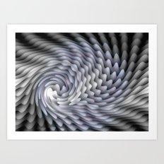 The Flying Light Art Print