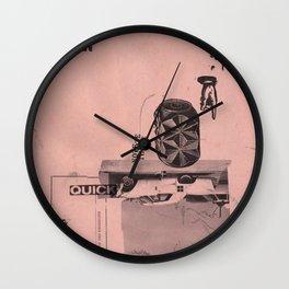 fin de emissions Wall Clock