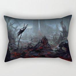 Ris Megroth Rectangular Pillow