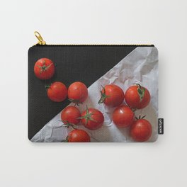 Red ripe tomatoes Carry-All Pouch