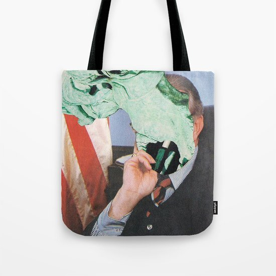 Paul O. Ticks Tote Bag