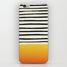 Sunset x Stripes iPhone Skin