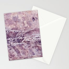 Natural stone texture photograph Stationery Cards