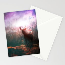 The City of Red Deer by GEN Z Stationery Cards