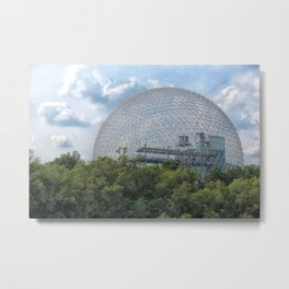 The day that never come Metal Print
