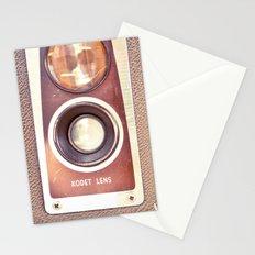 Vintage Camera Stationery Cards