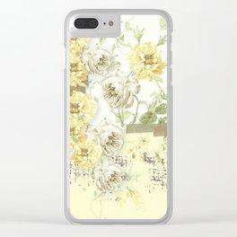 Grandma's House Clear iPhone Case