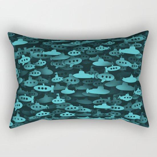 submarines Rectangular Pillow