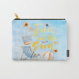 Summer Vibe 6 Carry-All Pouch