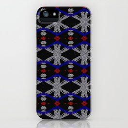 Pattern 1894 iPhone Case