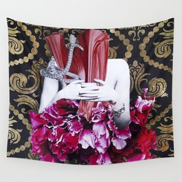 Serpentine Power Wall Tapestry