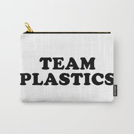 TEAM PLASTICS Carry-All Pouch