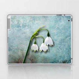 Snowdrop Laptop & iPad Skin