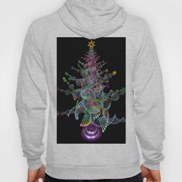 Tree-cristmas decortion Hoody