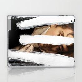 Brutalized Portrait of a Gentleman 2 Laptop & iPad Skin