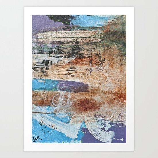 walls #5 Art Print