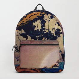Guiding me across Nobe Backpack
