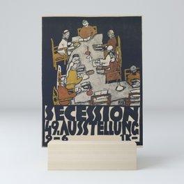 Egon Schiele - Secession 49. Exhibition Mini Art Print