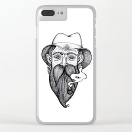 Hank Clear iPhone Case