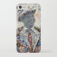 frank iPhone & iPod Cases featuring Frank by Katy Hirschfeld