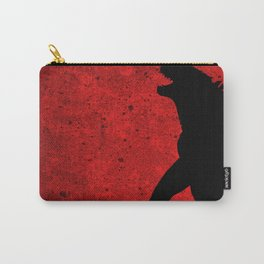 Kaiju red Carry-All Pouch