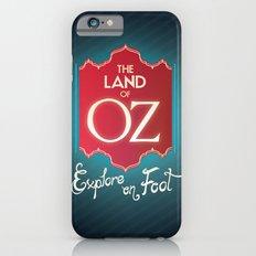 Land of Oz Slim Case iPhone 6s