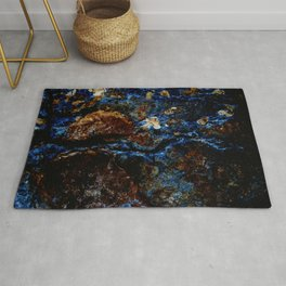 colorful stone Rug