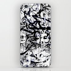 bootrifolia iPhone & iPod Skin