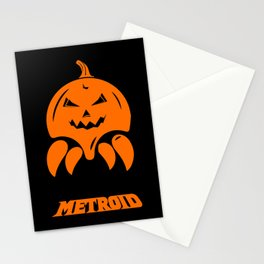 Metroid II Stationery Cards