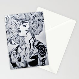 Warrior Queen Stationery Cards