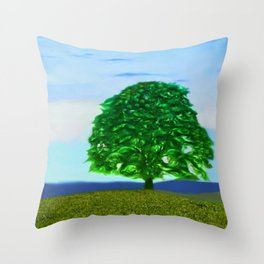 Heavens Above! Throw Pillow