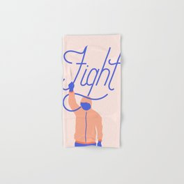 Fight Hand & Bath Towel