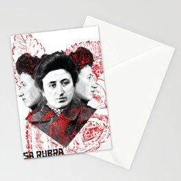 Rosa Rubra Stationery Cards
