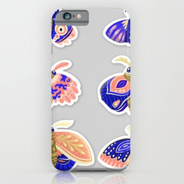 Moths 04 iPhone Case