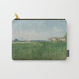 Field With Poppies Carry-All Pouch