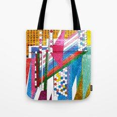 graphic bordello Tote Bag