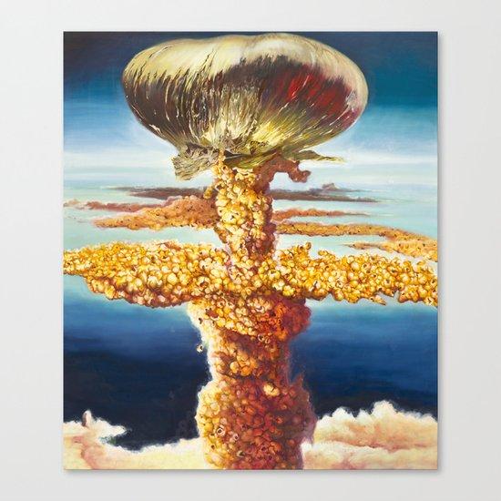 Jiffy Pop Canvas Print