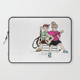 Strummin' Sisters Laptop Sleeve
