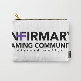 Infirmary sticker w u Carry-All Pouch