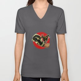Tattoo Rocks! Unisex V-Neck