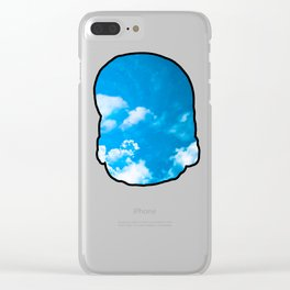 10 Day Chance The Rapper Clear iPhone Case