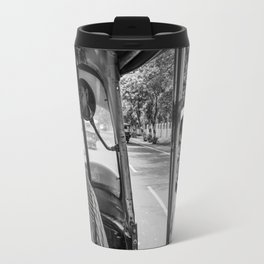 Auto rickshaw ride Travel Mug