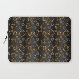 Traditional Japanese pattern  KEMANMON Laptop Sleeve