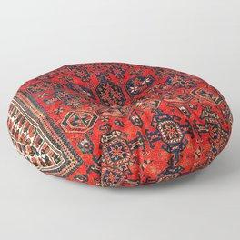 Baluch Khorasan Persian  Antique Rug Print Floor Pillow