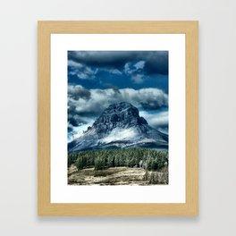 Mountain Peak 4 Framed Art Print