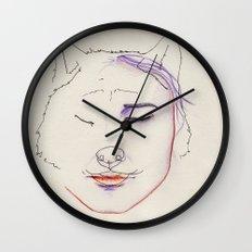 Triste Wall Clock