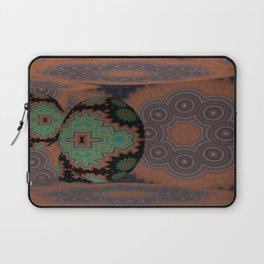 Some Other Mandala 495 3D spin-off Laptop Sleeve