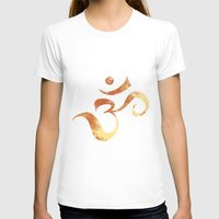 om T-shirts featuring OM by Alexandra Doerge